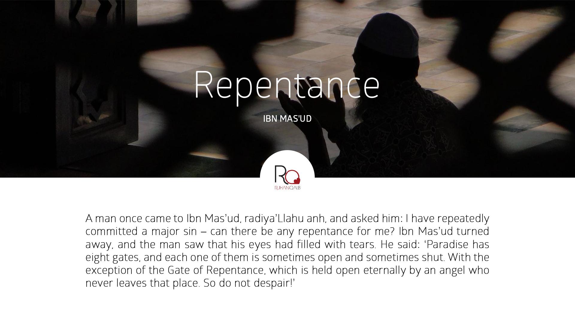 Ibn-Masud-on-Repentance