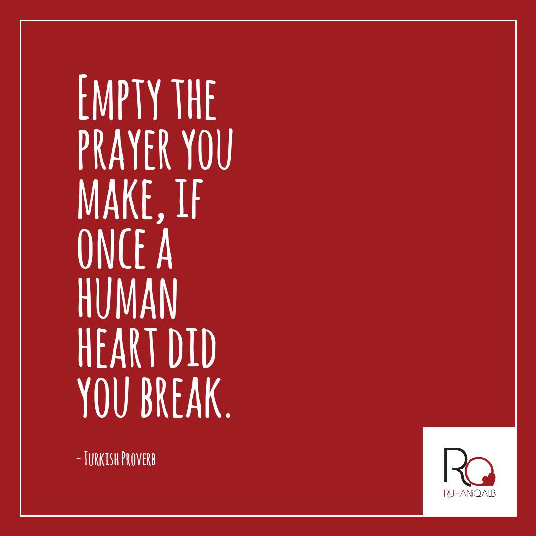 Empty-the-prayer-you-make