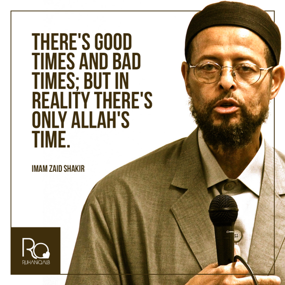 Theres-only-Allahs-time-by-Imam-Zaid-Shakir