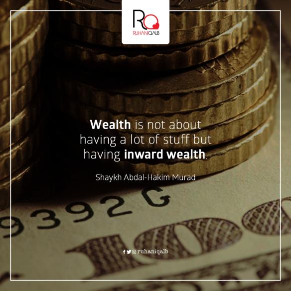 Inward-Wealth