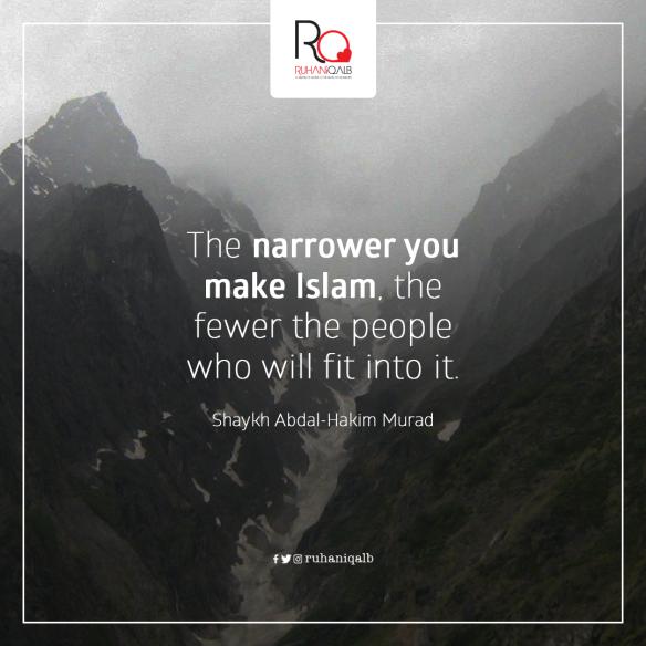 The-narrower-you-make-Islam