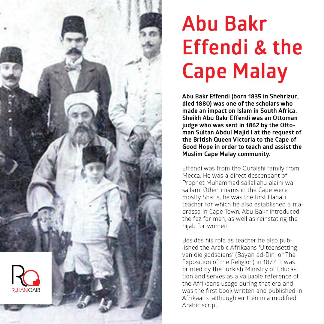 Abu-Bakr-Effendi-&-the-Cape-Malay
