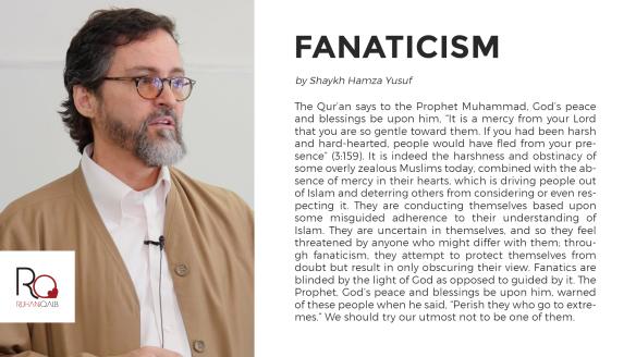 Fanaticism-by-Shaykh-Hamza-Yusuf