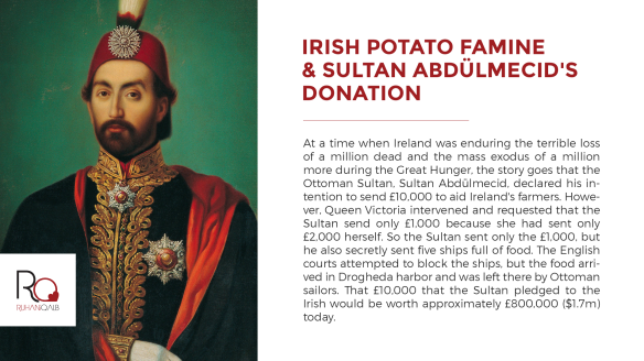 Irish-Potato-Famine--and-Sultan-Abdulmecid's-Donation