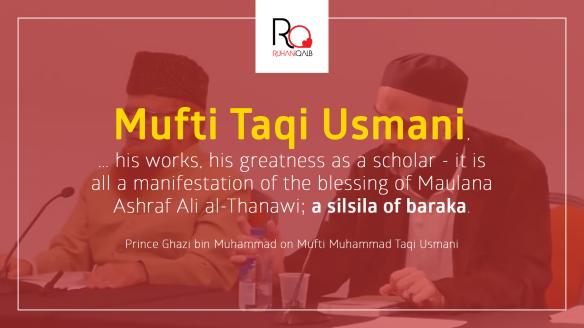 Mufti-Taqi-Usmani-A-Silsila-Of-Baraka